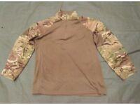 British Army MTP (multi Terrain pattern) UBAC Shirt (XL) Size: 180/110