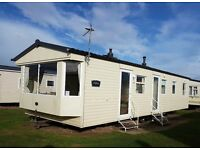 Deluxe Caravan Golden Sands Mablethorpe