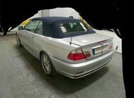 Bmw 3 serios 325ci Convertible coupe
