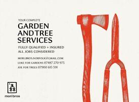 Your Complete Garden Service