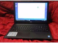 Dell Inspiron Laptop, i3 Processor, 6GB RAM, 1TB Hard Drive, Windows 10, £340 or nearest offer