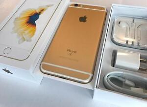 Fido iPhone 6S 32GB Gold - 10/10 - EXCLUSIVE - Guaranteed Activation + No Blacklist