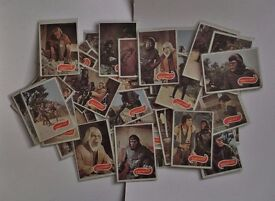 41 Vintage Planet Of The Apes Gum/Trading Cards
