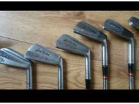 Golf clubs slazenger