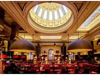 Experienced GRILL CHEF & LINE CHEF - Miller & Carter Steakhouse, Glasgow City Centre
