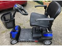 Style+ Superior Mobility Scooter with Suspension