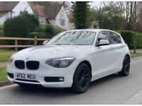 BMW 1 SERIES 116i NEW SHAPE 2012, Stunning Colour Combination