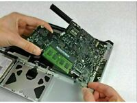 13' 15' Apple MacBook Pro Retina Air Logic Board Replacement Express Repair Supplied And Fitted