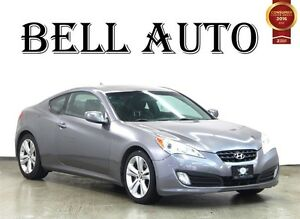 2011 Hyundai Genesis Coupe PREMIUM PKG LEATHER INTERIOR SUNROOFB