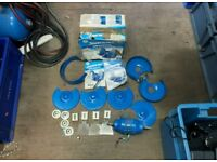 Silverline 150w Bench Grinder Parts approx 20 Motor Works