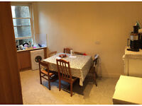 Single room is available now in clean house, 5min walk to West Brompton Station ** no extra **
