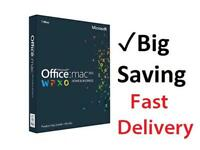 Microsoft Office for MAC FULL VERSION WITH KEY (DOWNLOAD AVAILABLE)