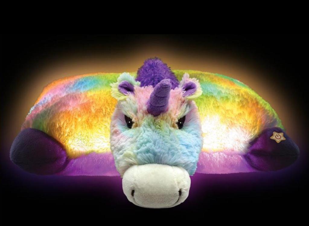 Unicorn Pillow Pet Light Up Pillow Never Used