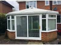 ***DISMANTLED CHEAP CONSERVATORY FOR SALE! AVAILABLE ASAP! GREAT CONDITION!***