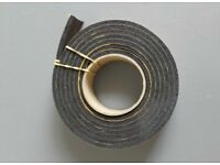 SOUND INSULATING ACOUSTIC TAPE SELF-ADHESIVE FOR DRYWALL PARTITION WALL