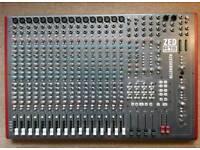 Allen and Heath Zed R16 mixing desk
