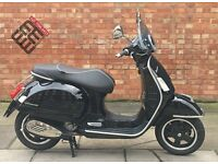 Vespa GTS 300 Super ABS, 70th year anniversary eddition, Showroom condition with only 207 miles!