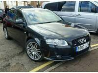 Audi a4 s line special edition tdi estate rare not ( bmw mercedes vw )