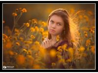 Photographer need model particulars autumn themes