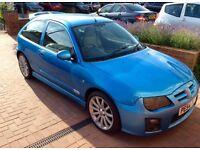 MG ZR 120 Monogram Celestial Blue (2004)