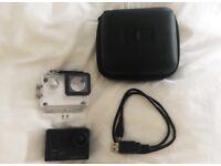 Kaiser Baas X4 Action Camera: HD Format 4K, 12mp, Waterproof