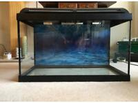 60L FISH TANK AND EQUIPMENT