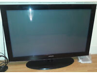 Samsung 42 inch TV for sale