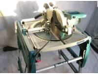 Makita flip over saw