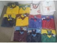 Joblot 34 Surridge sports sleeveless sports cricket sweater, brand new with tags