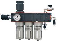 Devilbiss DVFR-8 Air Regulator