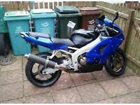 Kawasaki zx6r ninja (cbr yamaha r6 gsxr)