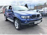 BMW X5 D SPORT EXCLUSIVE EDITION (blue) 2006