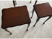 Two Side tables - Nest of Coffee tables - 3rd table FREE