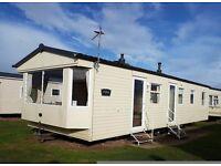 Deluxe 3 bedroom caravan for hire