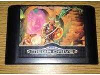 Dungeons & Dragons MegaDrive Game