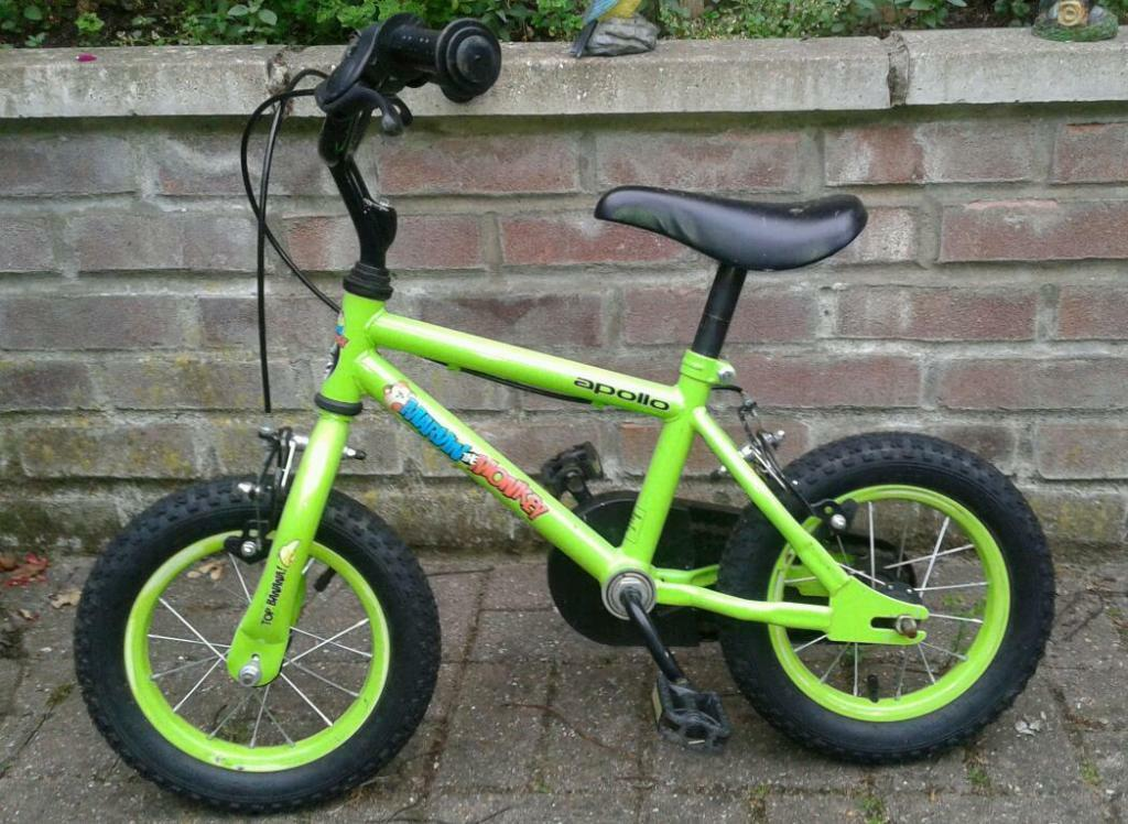 Kids Bicycle For Upto 4 Years Old In Welwyn Garden City