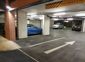 Secure Parking Space in Manchester, M4, Manchester (SP43894)