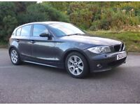 BMW 120d 2.0 D SE with New 1 Years MOT and Towbar