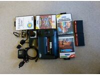 Sega master system ..WITH RARE GAMES perfect working order