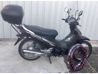 HONDA Innova 125CC - Easy to run and ride Ideal for round town or beginner