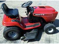 Jonsered LT15 - Ride on Lawnmower