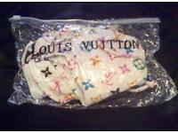 Louis Vuitton multicoloured bikini