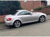 Mercedes-Benz, SLK, Convertible, 2009, Semi-Auto, 1796 (cc), 2 doors
