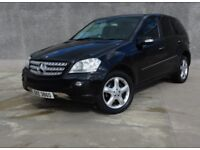 Mercedes ML350 Sport Auto 7G Speed Paddle with £1600 LPG conversion