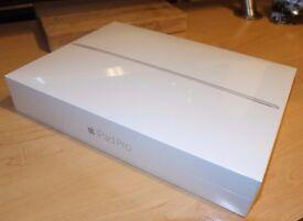 "iPad Pro 12.9"" 128GB Wi-Fi Silver - Brand new sealed in box."