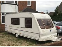 Bailey Pageant Moselle 4 Berth Tourer 2001