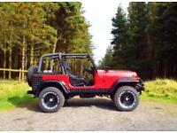Jeep Wrangler YJ 1993 2.5i