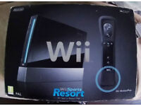 Nintendo Wii Console, Control, USB, Instruction Booklet £30