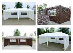 "SALE @ WWW.BETEL.CA || 10'x20' ""Easy-Pop-Up"" Premium Wedding, Party, Catering Tent 