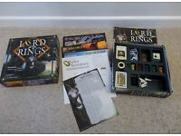 Lord of the Rings Board Game by Reiner Knizia